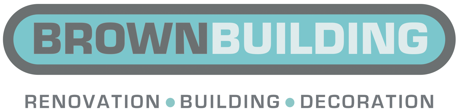 Brown Building Logo